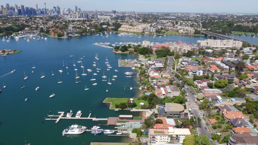 Drone Aerial Photography NSW Sudney